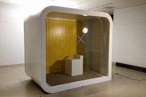 Rubin Museum Sound Booth